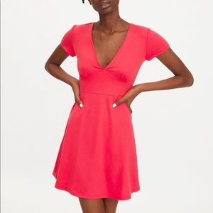 NWT's Zara Short Pink Dress Size Small S